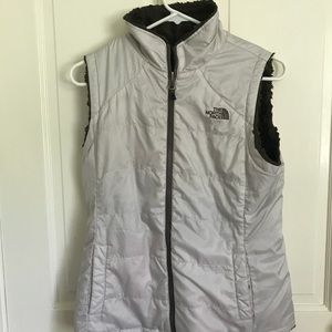 The North Face Reversible Vest Small